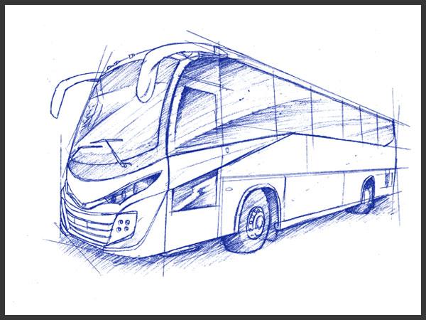 Bus-Design